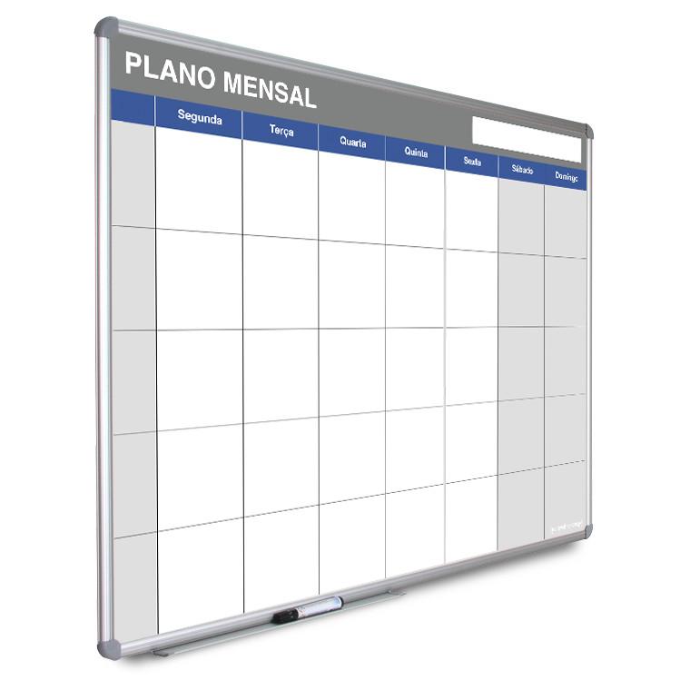 Quadros brancos magnéticos, personalizados, com moldura de alumínio e cavalete opcional